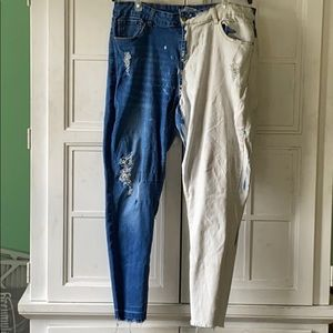 Cool jeans!